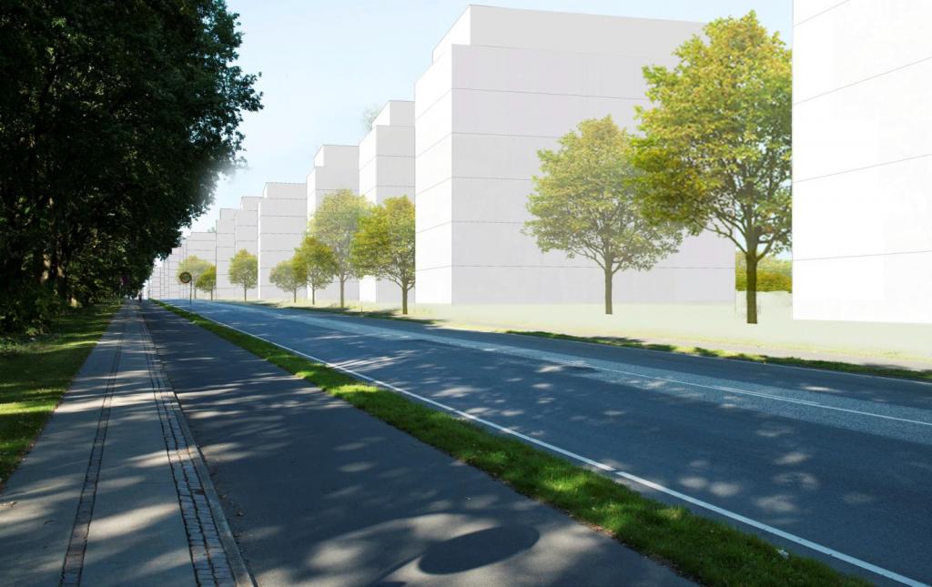 Forslag til byggeri lundtoftegardsvej
